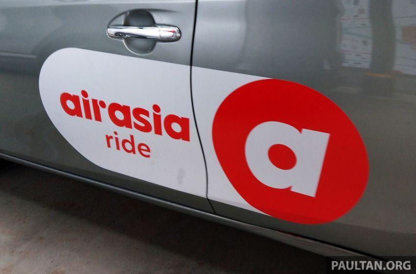 AirAsia Ride vs Grab di Malaysia — tanggapan awal untuk lihat platform mana lebih pantas dan jimat Image #1337341