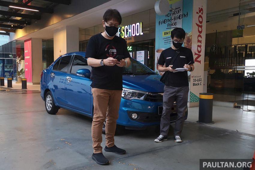 AirAsia Ride vs Grab di Malaysia — tanggapan awal untuk lihat platform mana lebih pantas dan jimat Image #1337332