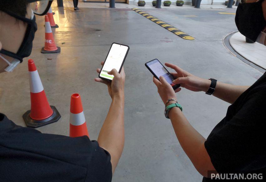 AirAsia Ride vs Grab di Malaysia — tanggapan awal untuk lihat platform mana lebih pantas dan jimat Image #1337336