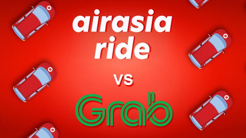 AirAsia Ride vs Grab first impressions in Malaysia – which ride hailing service is cheaper and faster? Image #1337310