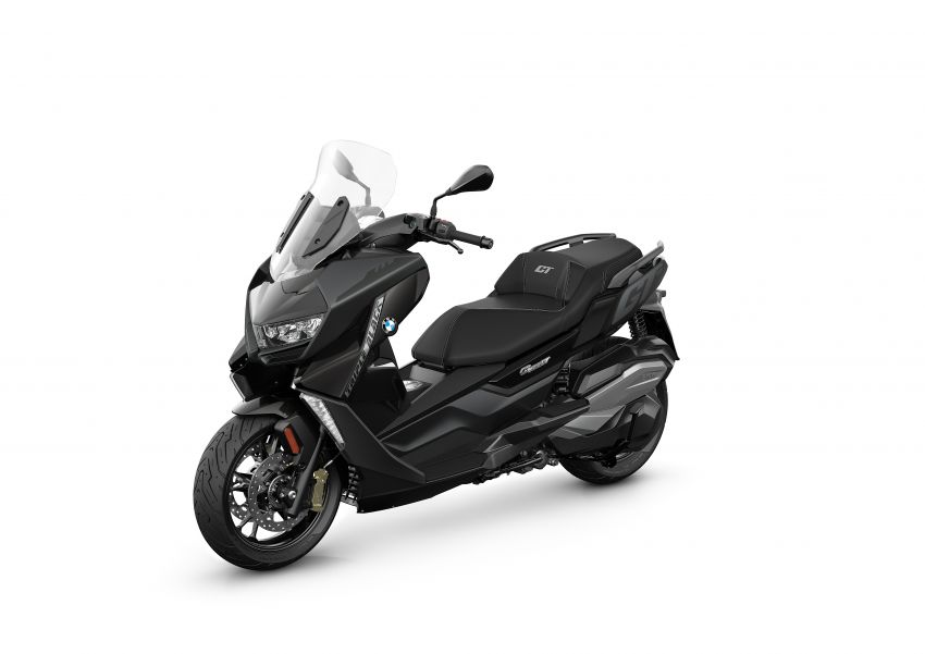 2021 BMW Motorrad C400X and C400GT scooters for Malaysia – C400X at RM44,500, C400GT at RM48,500 Image #1333781