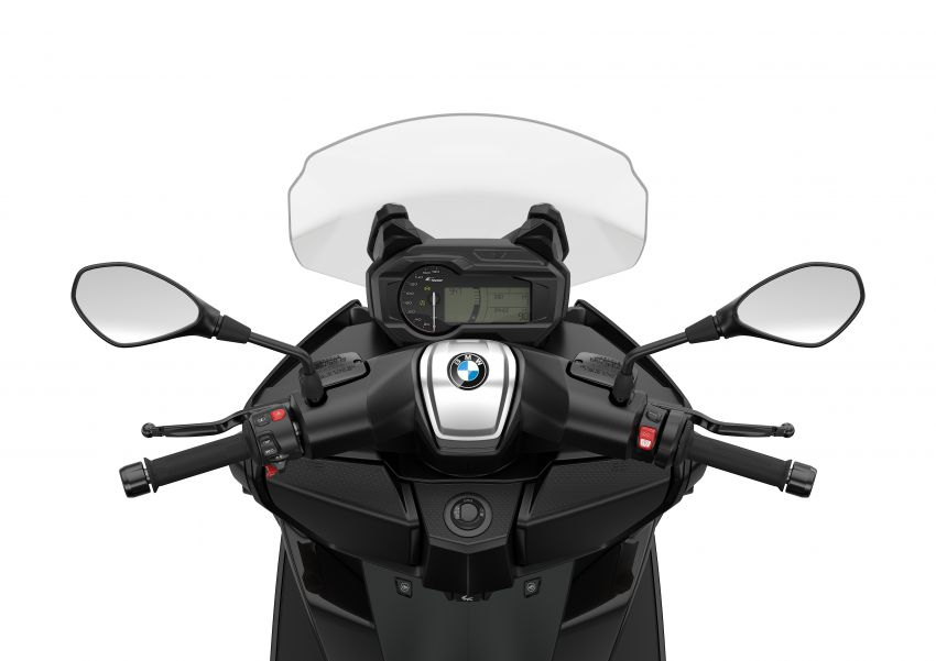2021 BMW Motorrad C400X and C400GT scooters for Malaysia – C400X at RM44,500, C400GT at RM48,500 Image #1333782