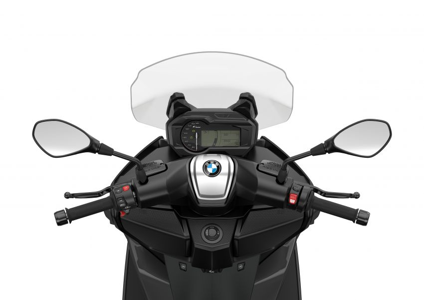 2021 BMW Motorrad C400X and C400GT scooters for Malaysia – C400X at RM44,500, C400GT at RM48,500 Image #1333787