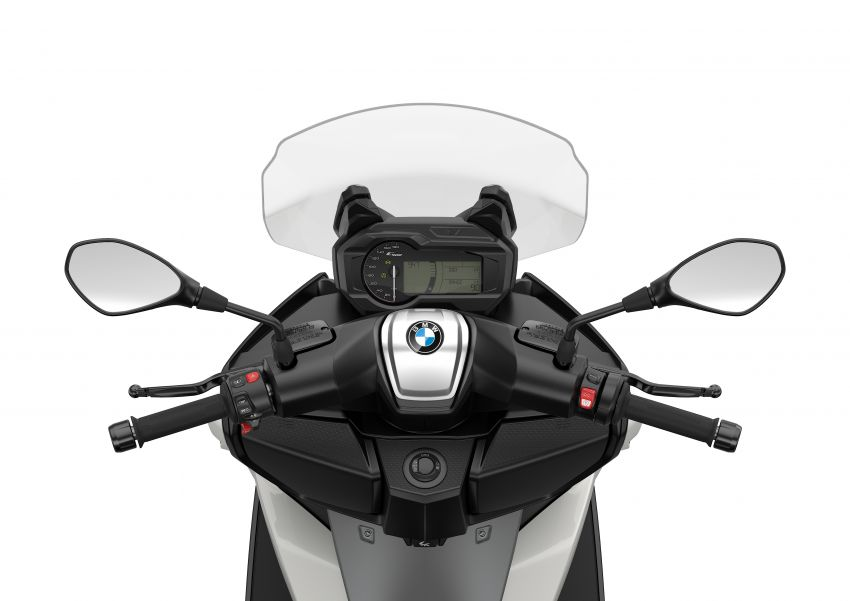 2021 BMW Motorrad C400X and C400GT scooters for Malaysia – C400X at RM44,500, C400GT at RM48,500 Image #1333792