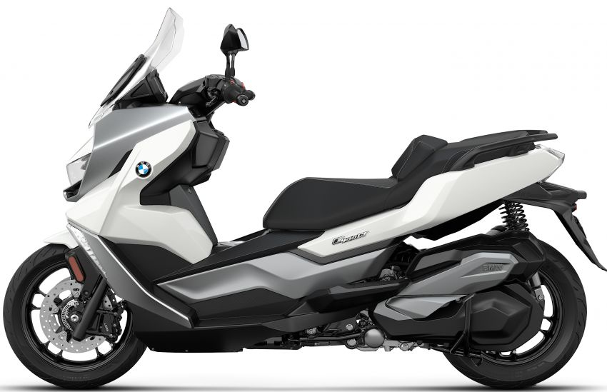2021 BMW Motorrad C400X and C400GT scooters for Malaysia – C400X at RM44,500, C400GT at RM48,500 Image #1333793