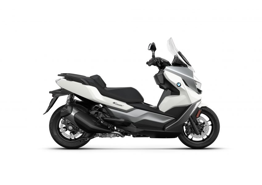 2021 BMW Motorrad C400X and C400GT scooters for Malaysia – C400X at RM44,500, C400GT at RM48,500 Image #1333794