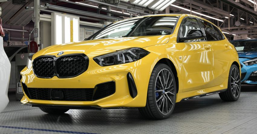 BMW Individual paint now offered for 1, 2 Series range Image #1334557