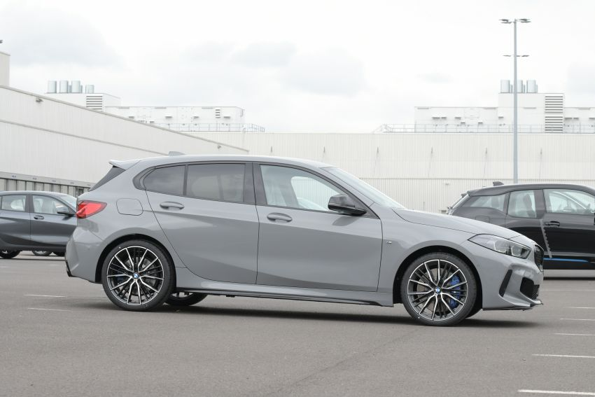 BMW Individual paint now offered for 1, 2 Series range Image #1334556