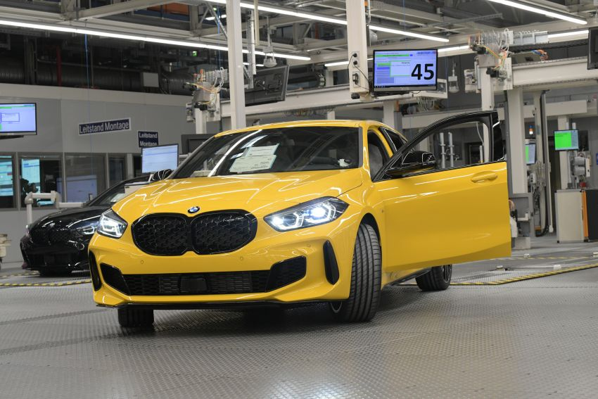 BMW Individual paint now offered for 1, 2 Series range Image #1334548
