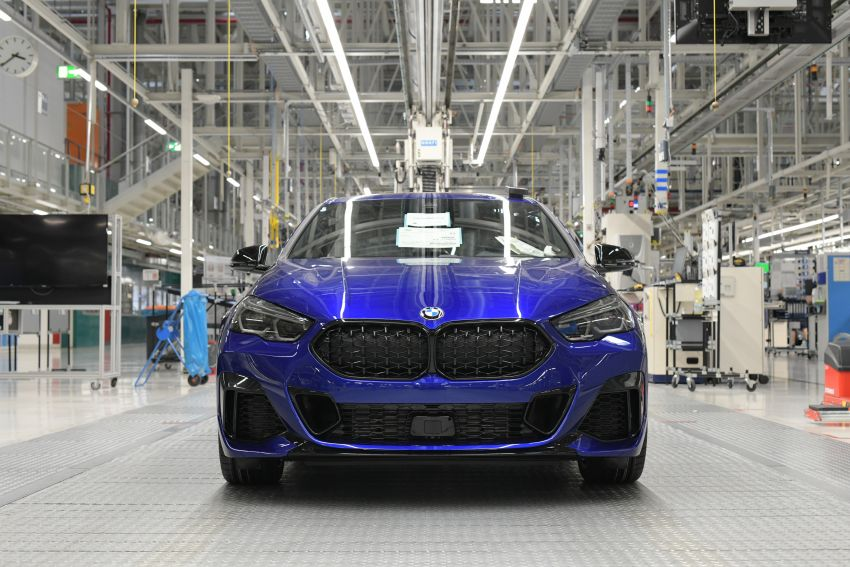 BMW Individual paint now offered for 1, 2 Series range Image #1334552