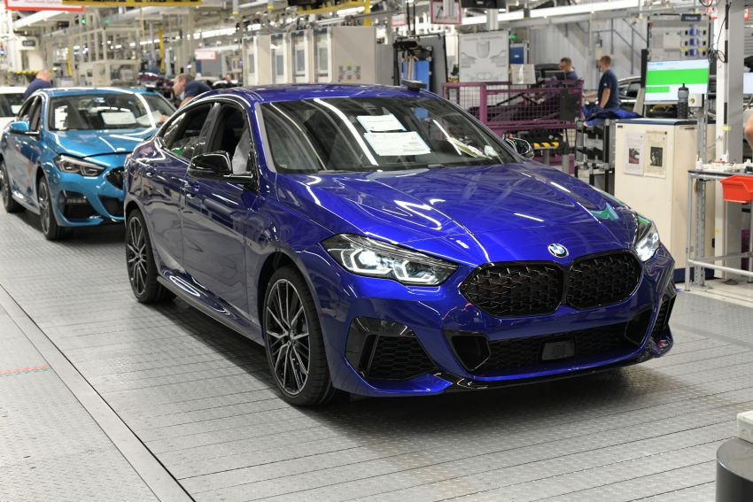 BMW Individual paint now offered for 1, 2 Series range Image #1334553