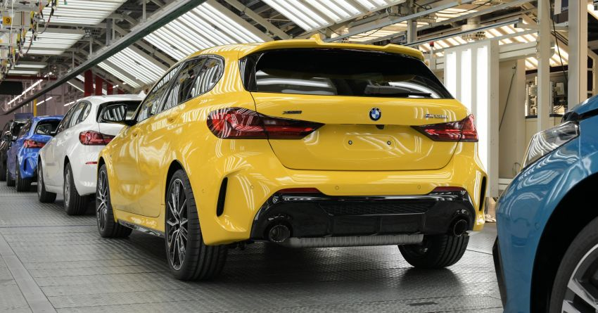 BMW Individual paint now offered for 1, 2 Series range Image #1334554