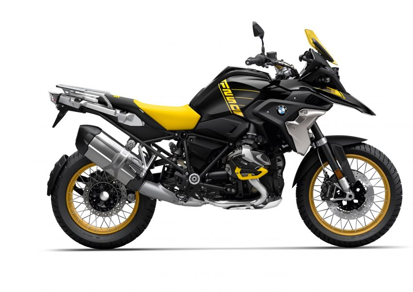 2021 BMW Motorrad R1250GS prices for Malaysia – from GS Rallye at RM119k to GSA '40 Years' at RM135k Image #1333343