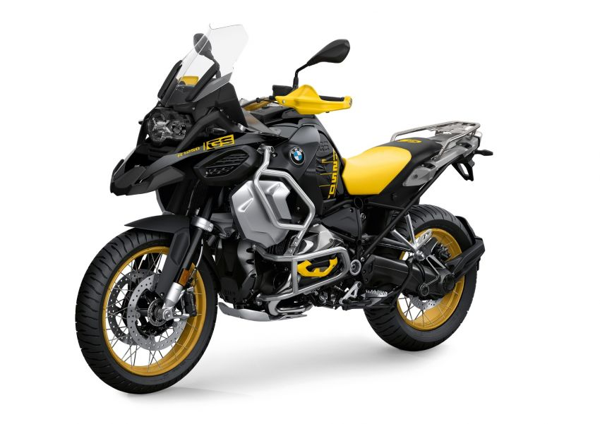 2021 BMW Motorrad R1250GS prices for Malaysia – from GS Rallye at RM119k to GSA '40 Years' at RM135k Image #1333366