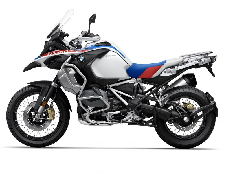 2021 BMW Motorrad R1250GS prices for Malaysia – from GS Rallye at RM119k to GSA '40 Years' at RM135k Image #1333371