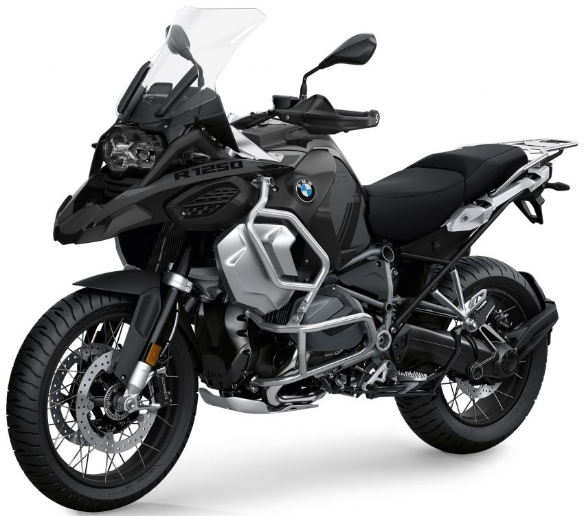 2021 BMW Motorrad R1250GS prices for Malaysia – from GS Rallye at RM119k to GSA '40 Years' at RM135k Image #1333374