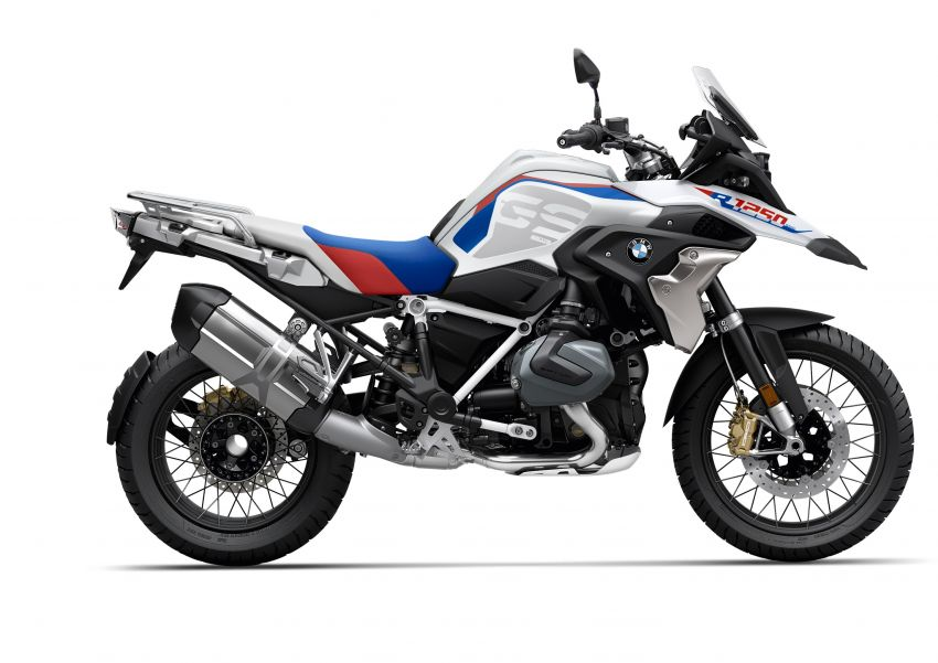 2021 BMW Motorrad R1250GS prices for Malaysia – from GS Rallye at RM119k to GSA '40 Years' at RM135k Image #1333347