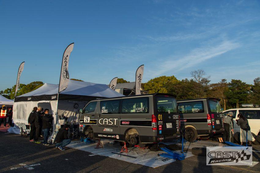 Toyota Hiace H200 Cast Racing – van rali sebenar bertanding dalam Kejuaraan Rali Seluruh Jepun! Image #1333403
