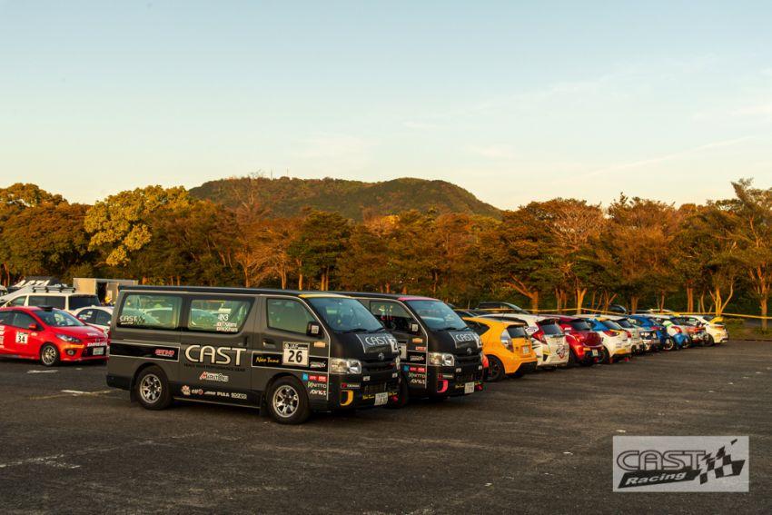 Toyota Hiace H200 Cast Racing – van rali sebenar bertanding dalam Kejuaraan Rali Seluruh Jepun! Image #1333404