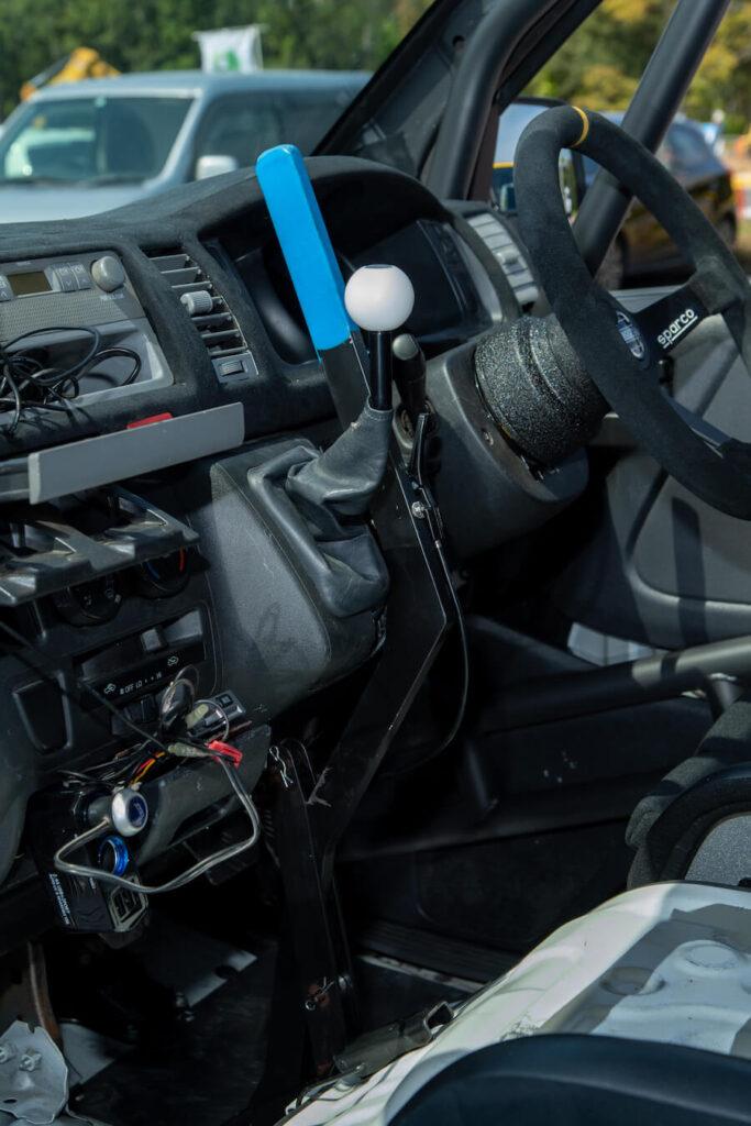Toyota Hiace H200 Cast Racing – van rali sebenar bertanding dalam Kejuaraan Rali Seluruh Jepun! Image #1333430