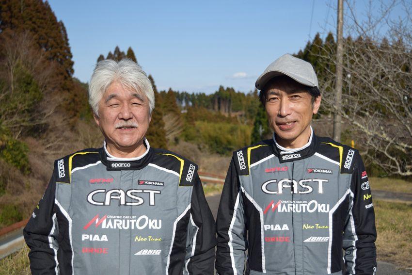 Toyota Hiace H200 Cast Racing – van rali sebenar bertanding dalam Kejuaraan Rali Seluruh Jepun! Image #1333390