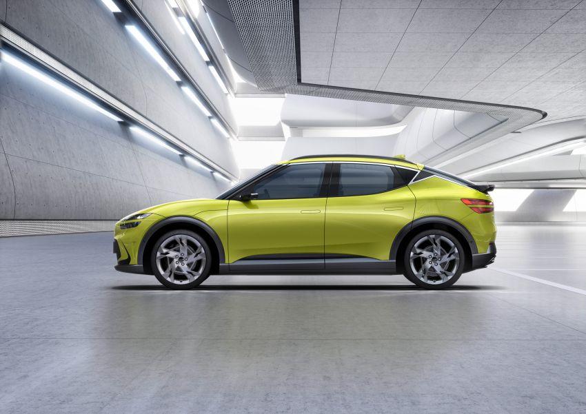 Genesis GV60 revealed – SUV is first dedicated EV Image #1332541