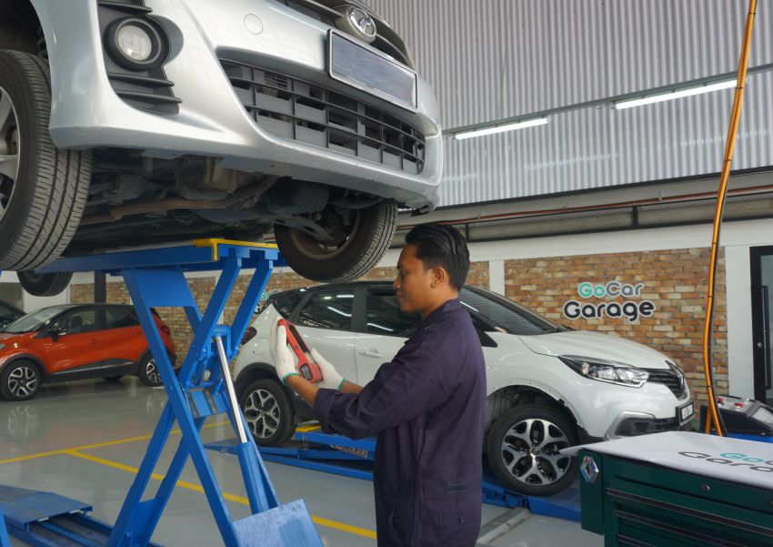 GoCar launches Gocar Garage – end-to-end vehicle maintenance solution, with pick-up and drop-off Image #1326773