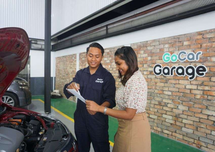 GoCar launches Gocar Garage – end-to-end vehicle maintenance solution, with pick-up and drop-off Image #1326774
