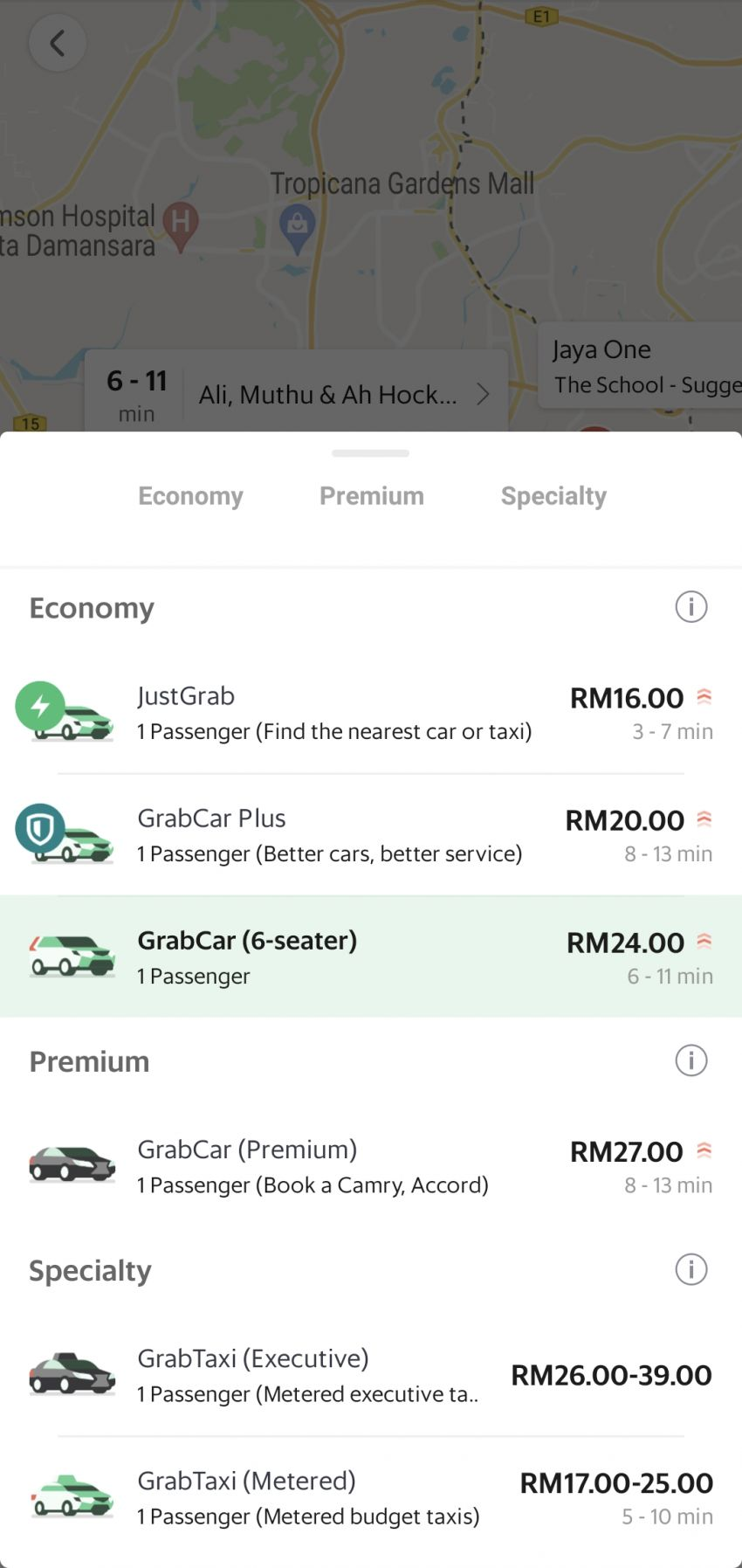 AirAsia Ride vs Grab first impressions in Malaysia – which ride hailing service is cheaper and faster? Image #1337290