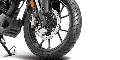 Honda CB200X dilancar untuk pasaran India – RM8k Image #1336379