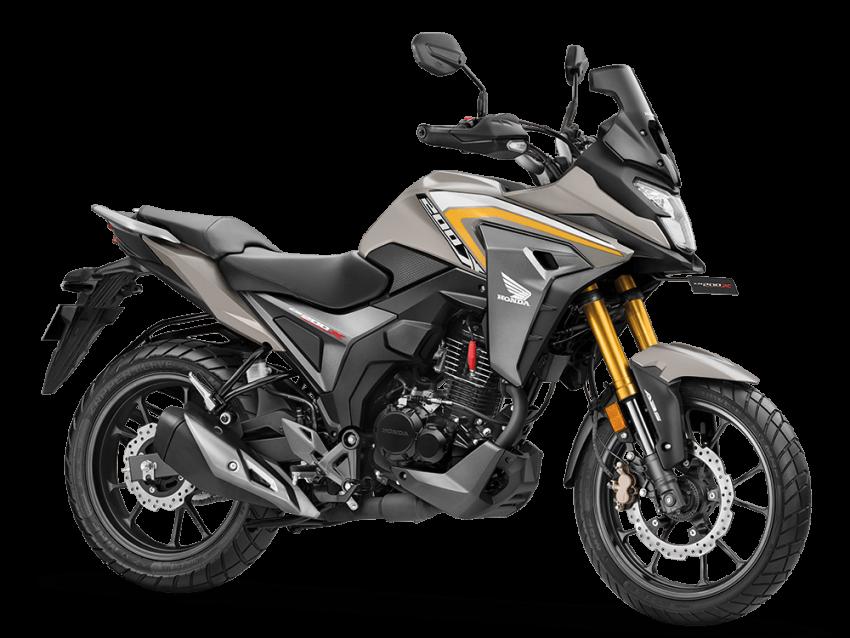 Honda CB200X dilancar untuk pasaran India – RM8k Image #1336359