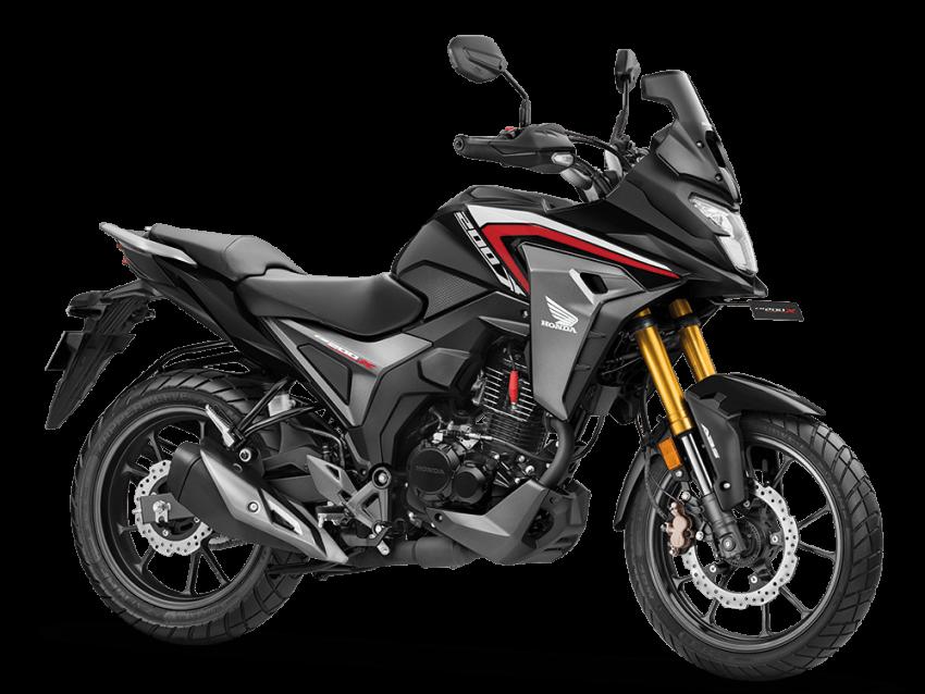 Honda CB200X dilancar untuk pasaran India – RM8k Image #1336357
