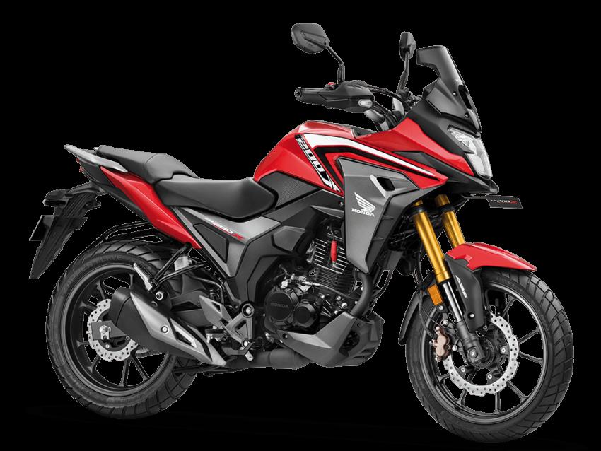Honda CB200X dilancar untuk pasaran India – RM8k Image #1336354