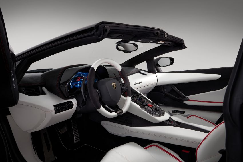 Lamborghini Aventador S Roadster Korean Special Series pays tribute to Korea's traditions – just 2 units Image #1330966