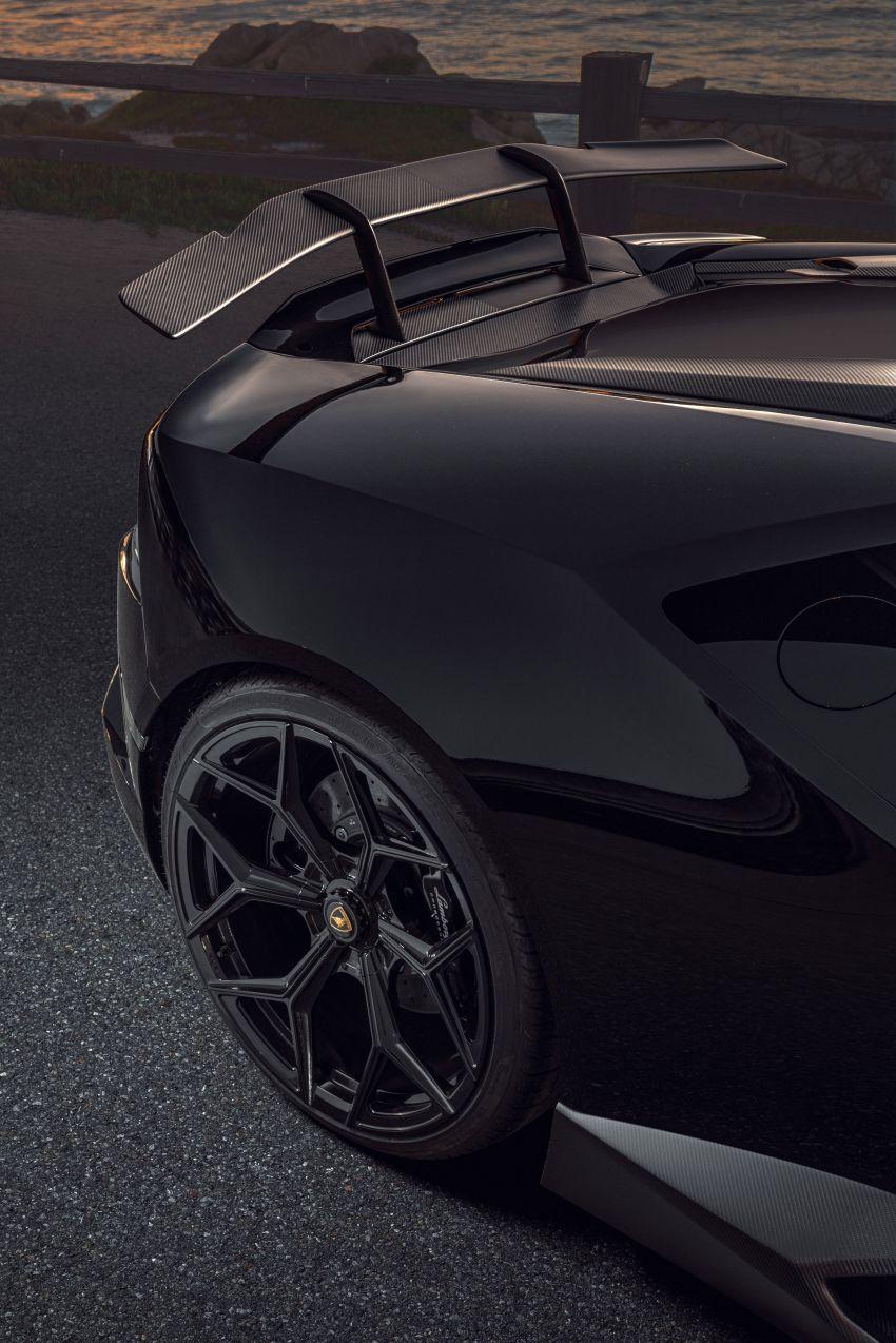 Lamborghini Huracan Evo RWD gets tuned by Novitec Image #1328394