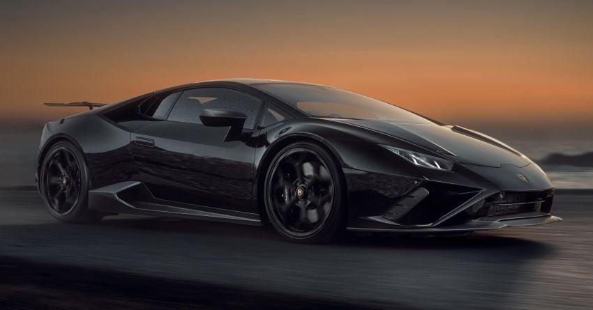 Lamborghini Huracan Evo RWD gets tuned by Novitec Image #1328389