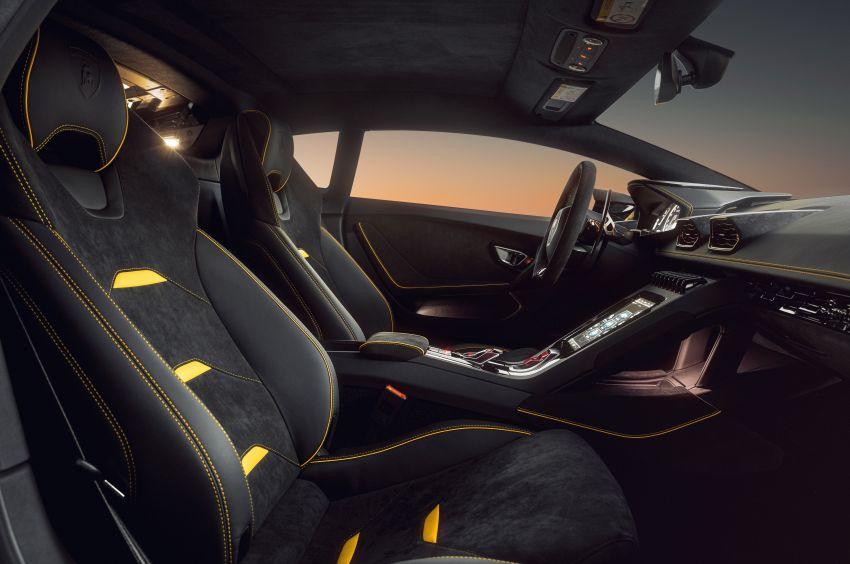 Lamborghini Huracan Evo RWD gets tuned by Novitec Image #1328393