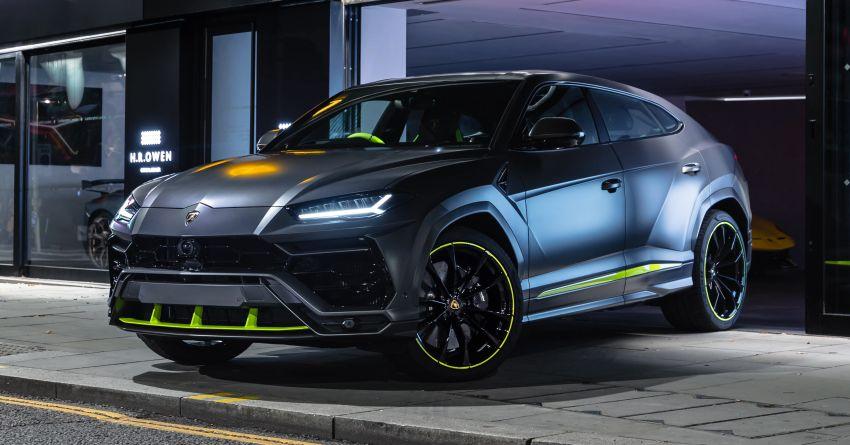 Lamborghini Urus – 15,000th unit en route to UK owner Image #1332150