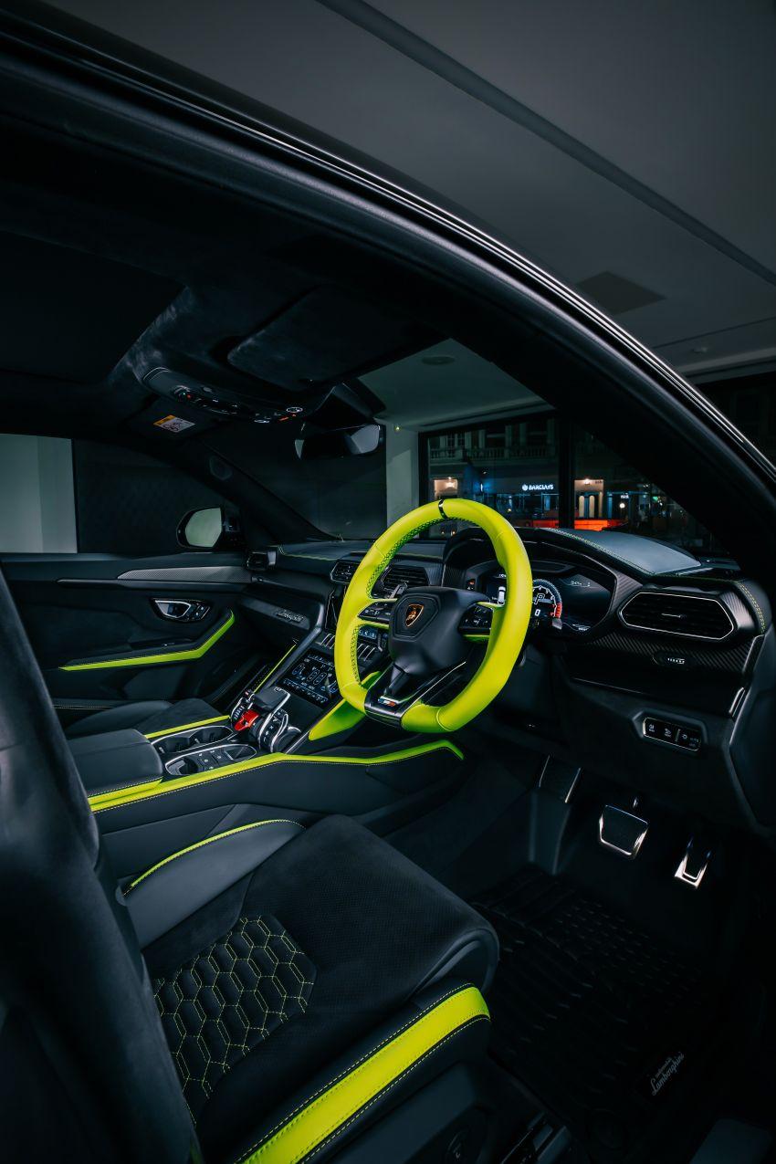 Lamborghini Urus – 15,000th unit en route to UK owner Image #1332143