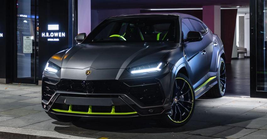 Lamborghini Urus – 15,000th unit en route to UK owner Image #1332144