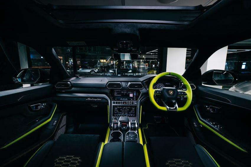 Lamborghini Urus – 15,000th unit en route to UK owner Image #1332146