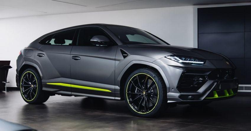 Lamborghini Urus – 15,000th unit en route to UK owner Image #1332147