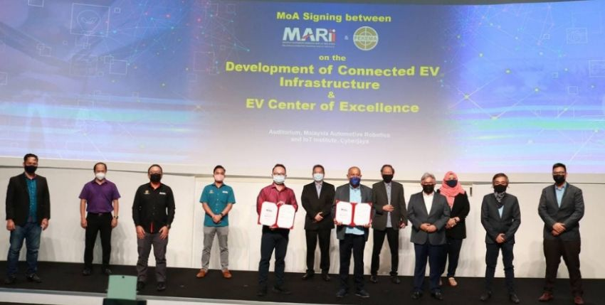 MARii and PEKEMA to accelerate development of EV infrastructure in Malaysia – 1,000 DC chargers by 2025 Image #1330476