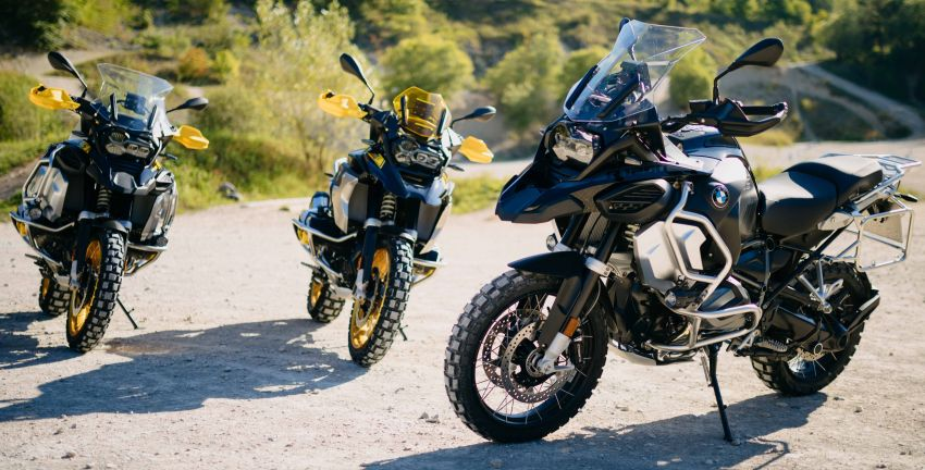 2021 BMW Motorrad R1250GS prices for Malaysia – from GS Rallye at RM119k to GSA '40 Years' at RM135k Image #1333443