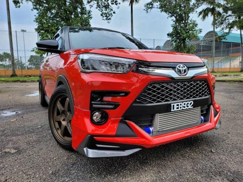 Perodua Ativa sumpahan Toyota Raize Modellista! Image #1332278