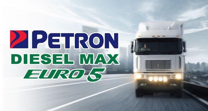 Petron Diesel Max Euro 5 formulasi baru diperkenalkan Image #1333386