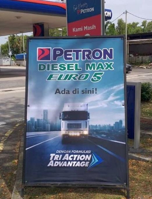 Petron Diesel Max Euro 5 formulasi baru diperkenalkan Image #1333389
