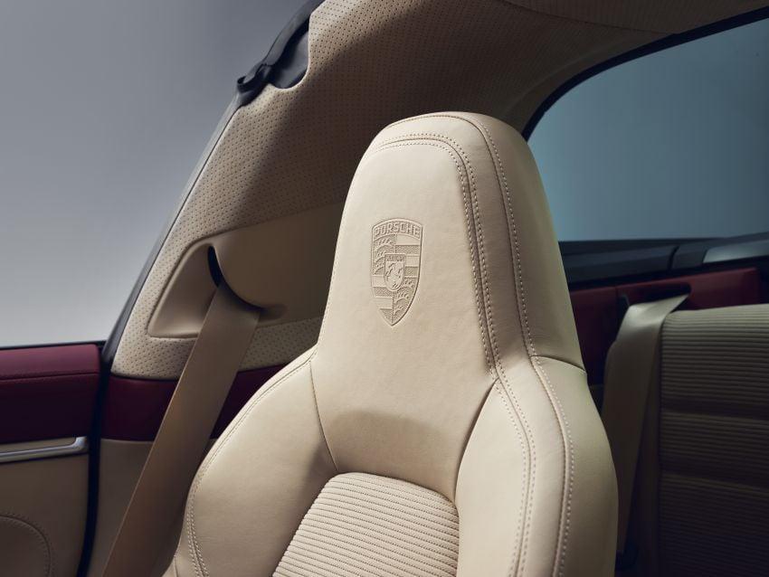 Porsche 911 Targa 4S Heritage Design Edition – limited edition 992 Targa 4S now in Malaysia, RM1.68 million Image #1326391