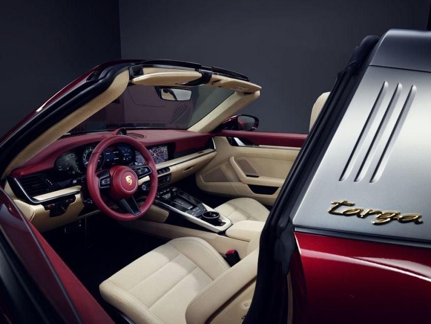 Porsche 911 Targa 4S Heritage Design Edition – limited edition 992 Targa 4S now in Malaysia, RM1.68 million Image #1326383