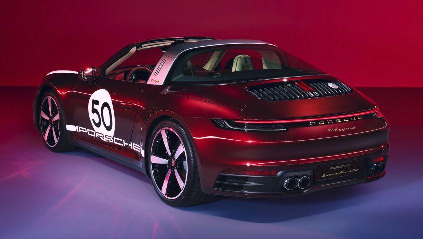 Porsche 911 Targa 4S Heritage Design Edition – limited edition 992 Targa 4S now in Malaysia, RM1.68 million Image #1326385